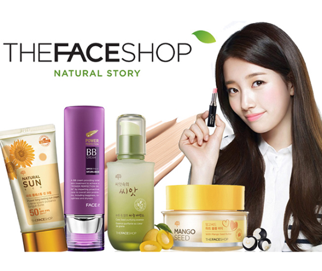 Famous Brands Beauty Products of Korea